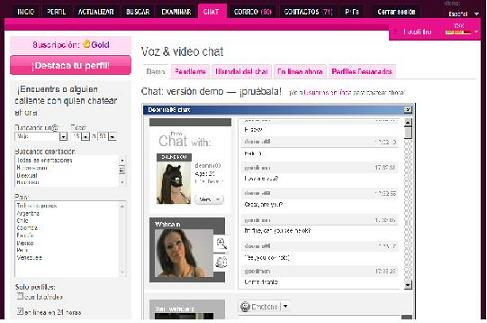 facebook chat sex to movi